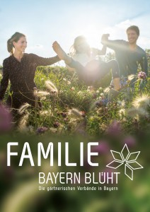 Bayern blüht - Kampagnenmotive