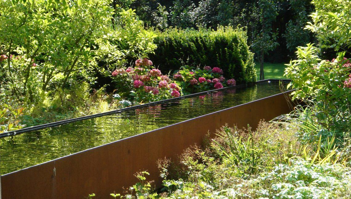 Erfrischend Und Beruhigend: Wasser Im Garten Hat Eine Große Wirkung |  Bayern Blüht